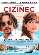 Cizinec (Johnny Depp) DVD