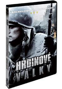 Hrdinové války DVD plast