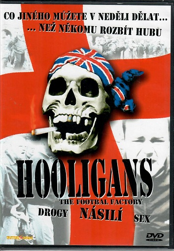 Hooligans - the footbal factory - slim DVD