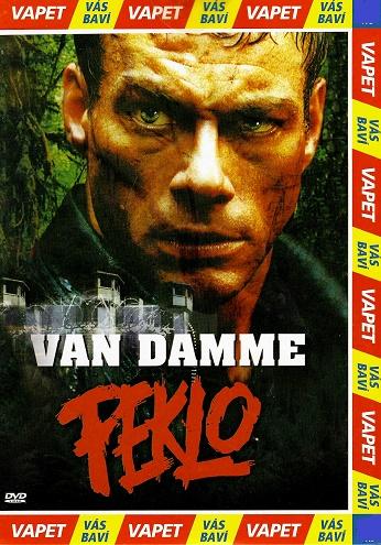 Peklo / Jean-Claude Van Damme ( pošetka ) DVD