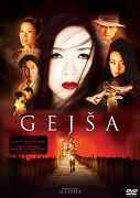 Gejša digipack DVD