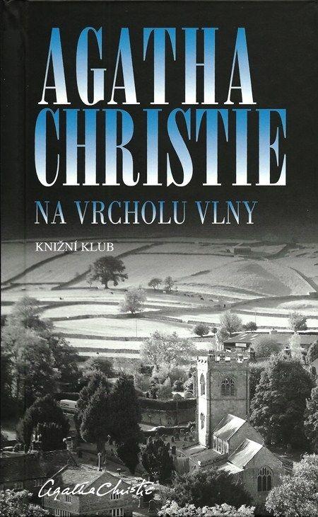 Na vrcholu vlny - Agatha Christie(bazarové zboží)