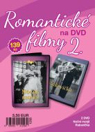 Romantické filmy 2 – 2x DVD digipack (Noční motýl + Rukavička)
