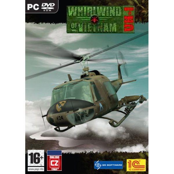 PC hra - Whirlwind of Vietnam