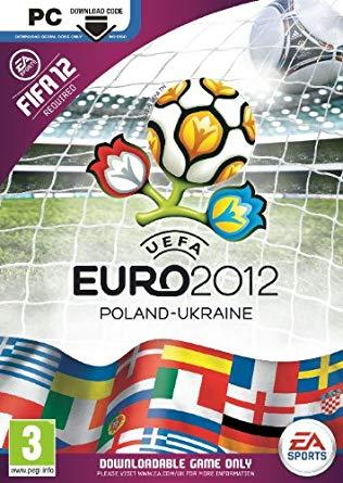 PC hra - Euro 2012 Poland-Ukraine