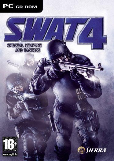 PC hra - Swat 4