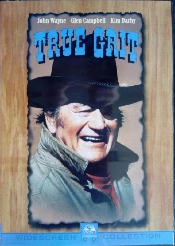 True Grit /Maršál DVD (původní znění, cz titulky) plast