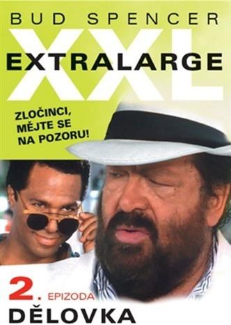 Extralarge 2 - Dělovka - DVD