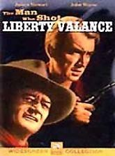 The Man Who Shot Liberty valance /Muž, který zastřelil Liberty  Valance - původní znění, cz titulky