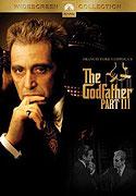 The Godfather part III. DVD plast / Kmotr 3. (původní znění,  cz titulky)
