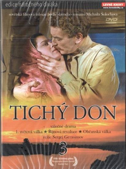 Tichý Don 3 - DVD digipack