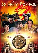 55 dní v Pekingu DVD plast