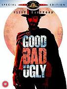 Good Bad Ugly / Hodný, zlý a ošklivý DVD digipack (původní znění, cz titulky) - 2 DVD