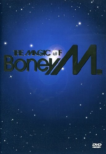 The magic of BoneyM. DVD plast