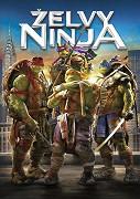 Želvy Ninja DVD plast
