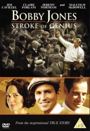 Bobby Jones: Stroke of genius (původní znění, cz titulky) DVD  plast