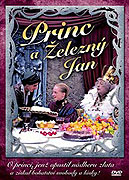 Princ a Železný Jan DVD plast