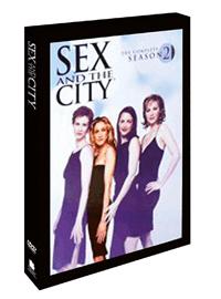 Sex ve městě 2.sezóna DVD