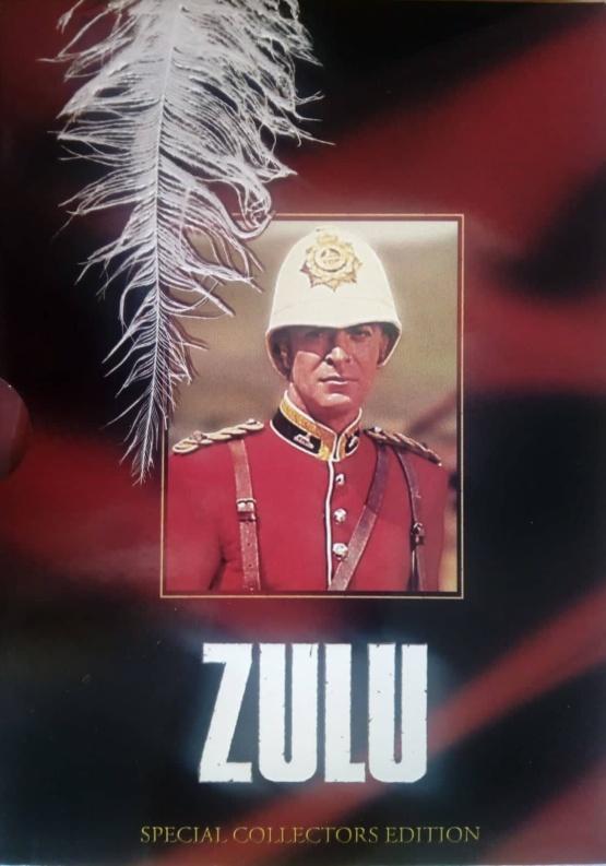 Zulu DVD (původní znění, cz titulky) plast