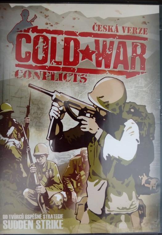 PC hra - Cold War conflicts - česká verze