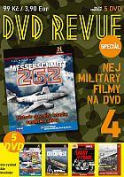 DVD Revue Speciál 4 - Nej Military filmy na DVD - 5x DVD