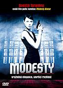 Modesty DVD -plast