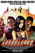 Adrenalin DVD - digipack