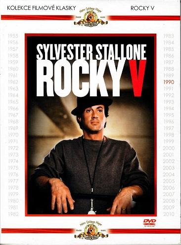 Rocky V. ( digipack ) DVD