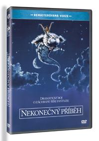 Nekonečný příběh - remasterovaná verze DVD plast
