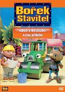 Bořek Stavitel - Hugo a holoubci a jiné příběhy ( bazarové zboží ) digipack DVD