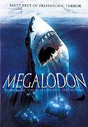 Megalodon DVD pošetka
