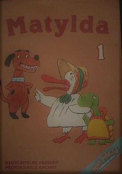 Matylda 1 - DVD plast (bazarové zboží)