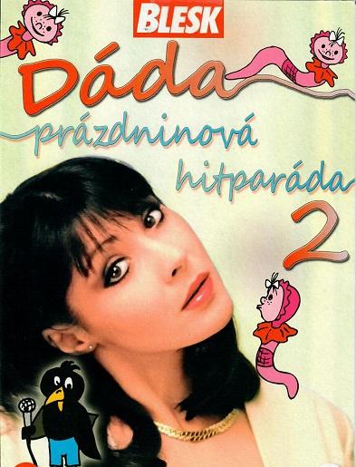 Dáda prázdninová hitparáda 2 ( pošetka ) - DVD