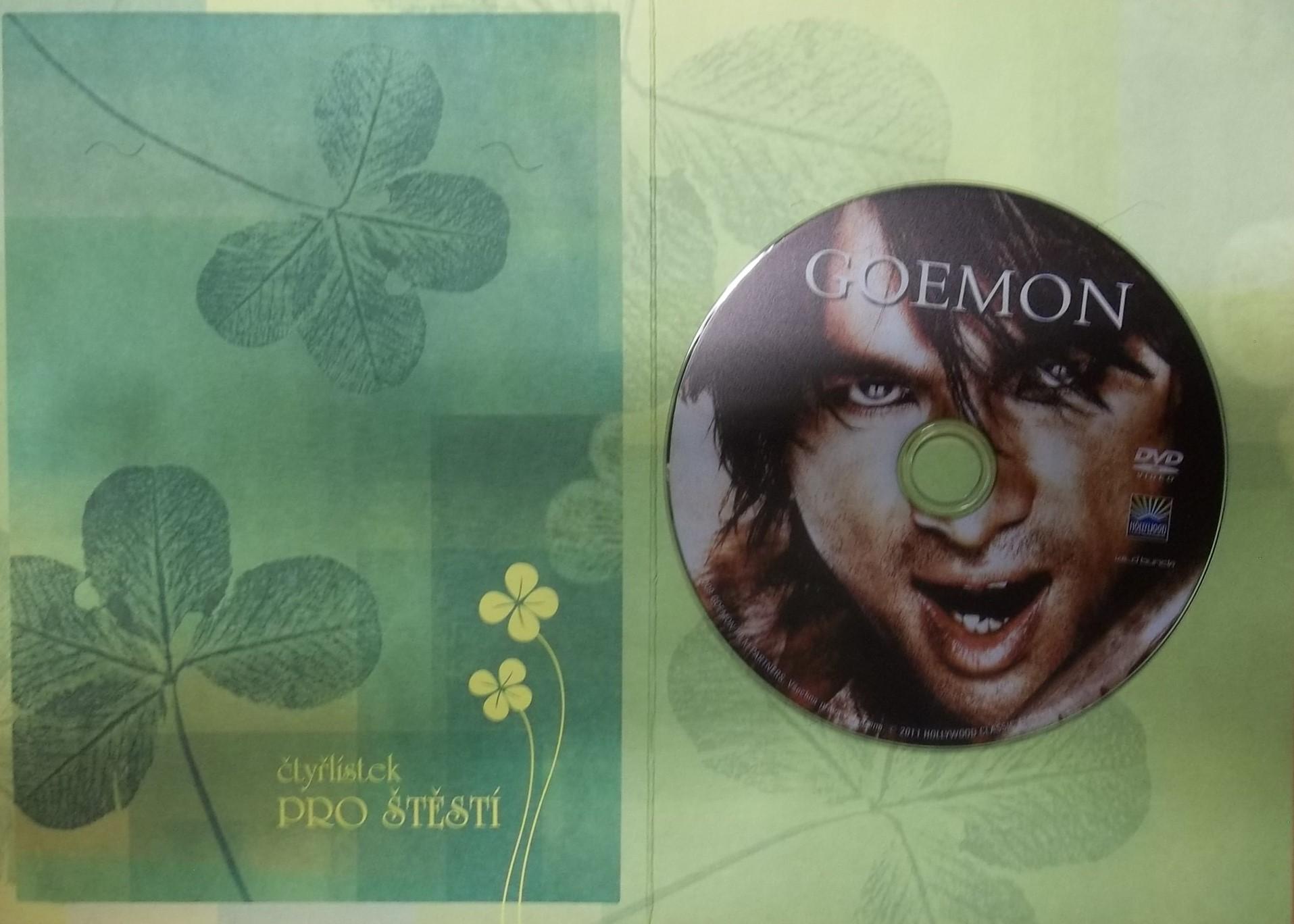 Goemon (dárková obálka) DVD