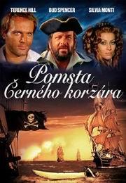 Pomsta Černého korzára DVD plast
