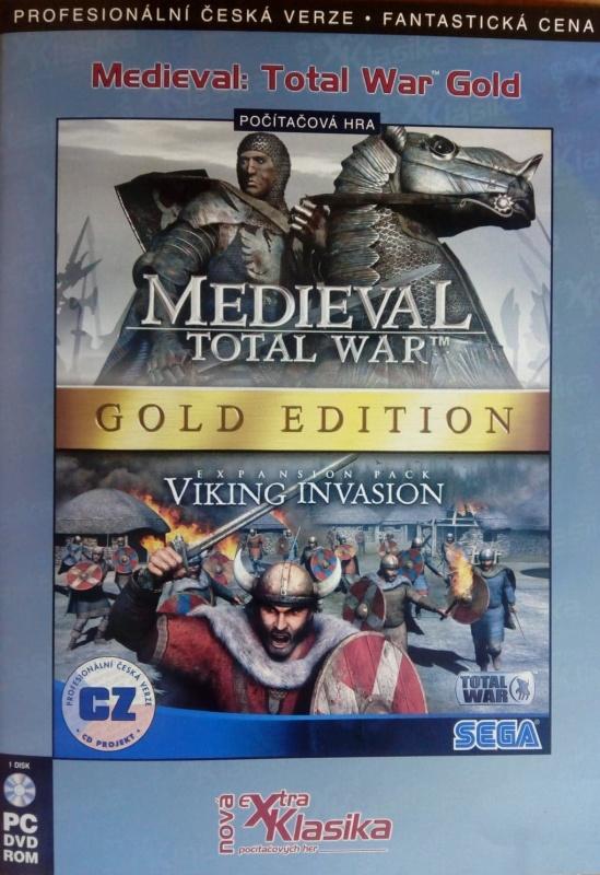 Medieval: Total War Gold DVD-ROM
