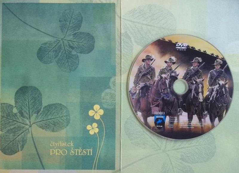 Lehká jízda (dárková obálka) DVD