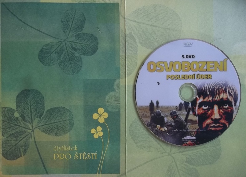 Osvobození DVD 5. - Poslední úder (dárková obálka)