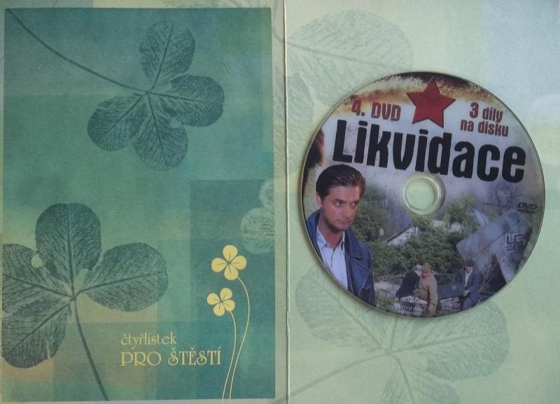 Likvidace 4 - (dárková obálka) DVD