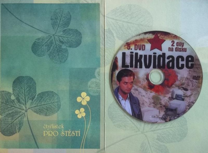 Likvidace 5. (dárková obálka) DVD