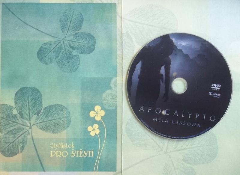 Apocalypto DVD (dárková obálka)