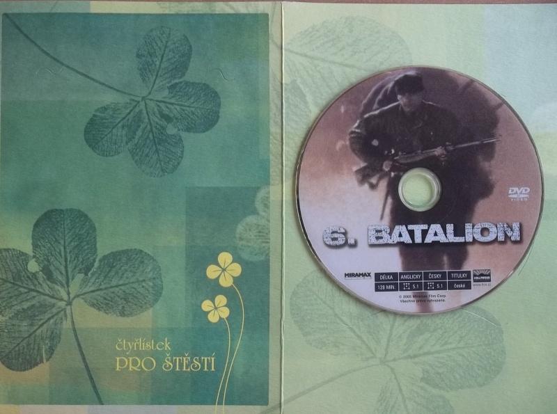 6. Batalion (dárková obálka) DVD