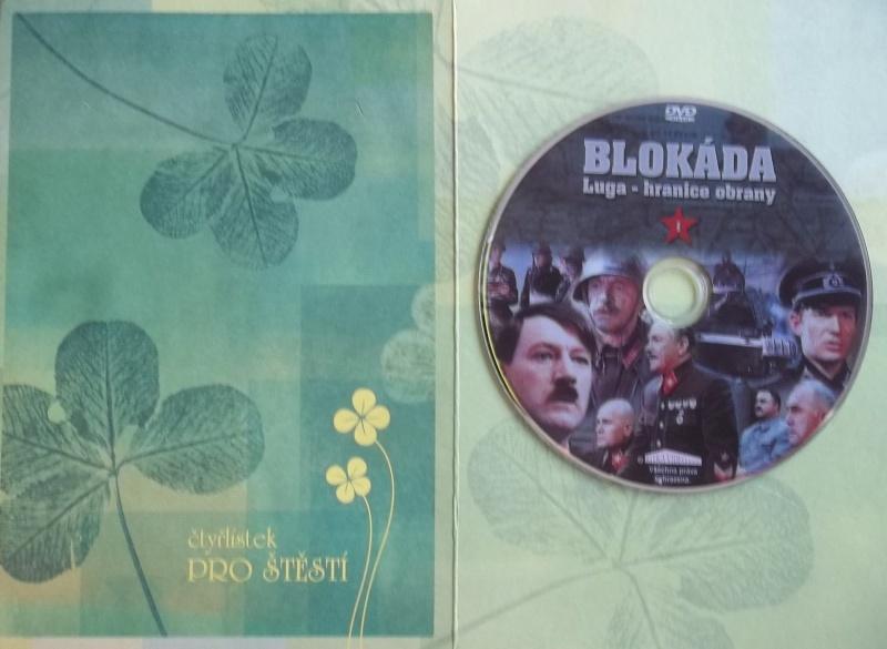 Blokáda 1 - DVD (dárková obálka)