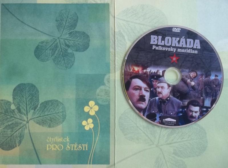 Blokáda 2. (dárková obálka) DVD