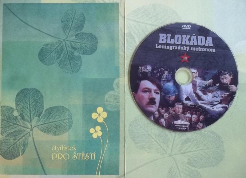 Blokáda 3. (dárková obálka) DVD