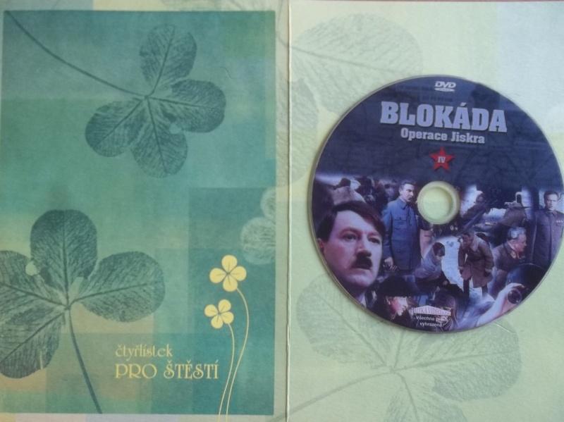 Blokáda 4. (dárková obálka) DVD