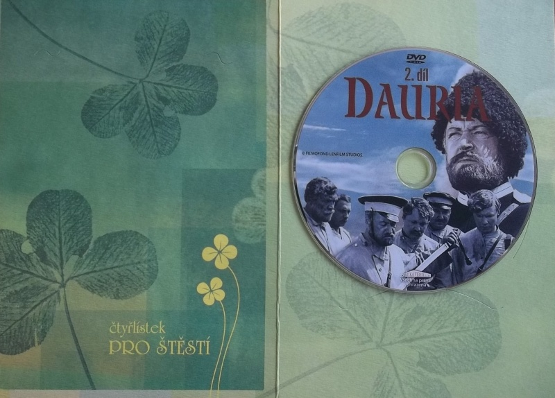 Dauria 2. (dárková obálka) DVD
