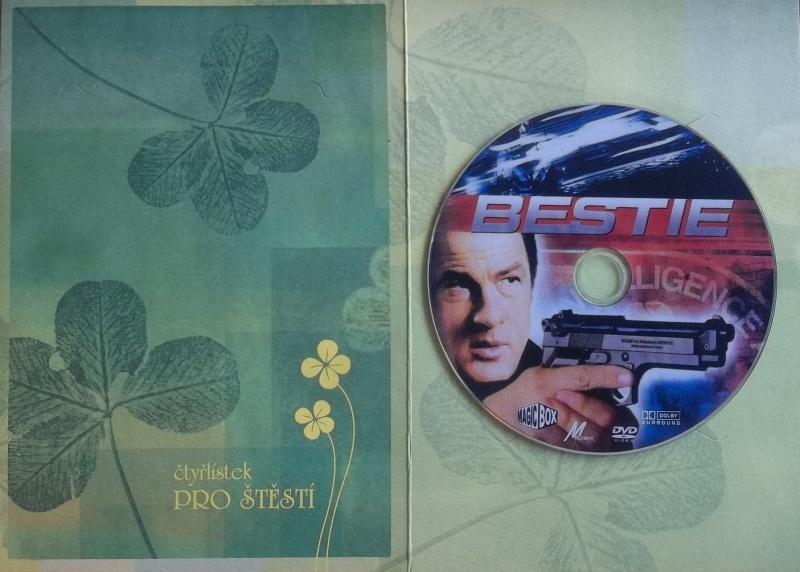Bestie (dárková obálka) DVD