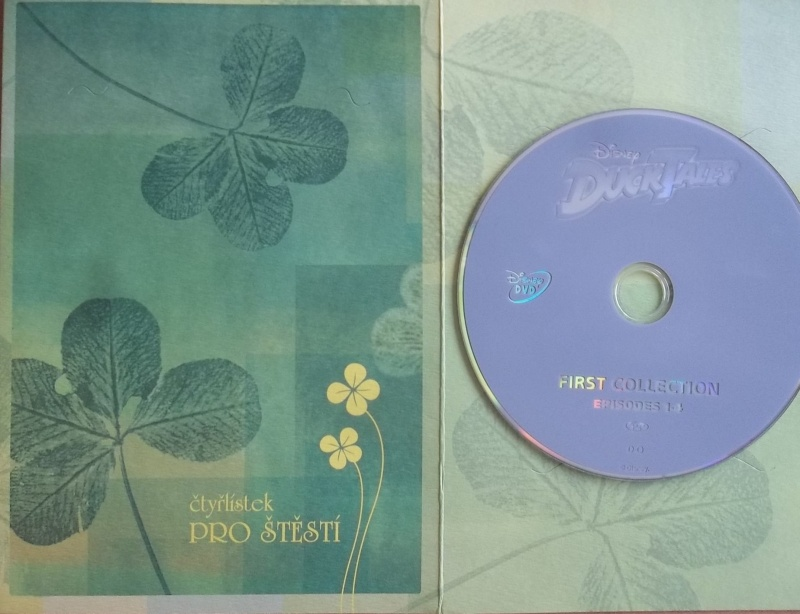 Kačeří příběhy 1-4 (dárková obálka) DVD
