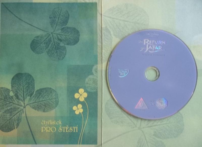 Jafarův návrat (dárková obálka) DVD